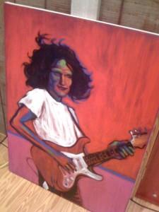 Jorma painting
