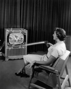 1st remote 1955