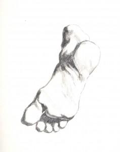 Foot bottom