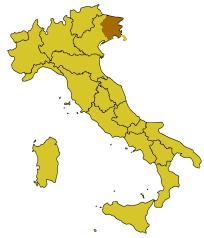Friuli--Mappa