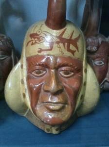 mochica pottery