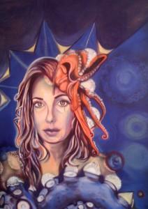 painting Tiburon