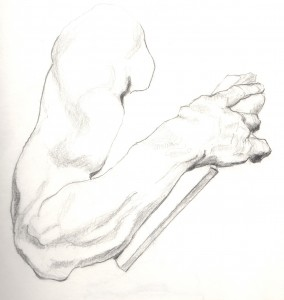 right arm 2005