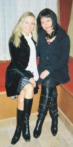 Elise Piliwale & Lynn Asher
