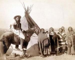 Lakota Sioux 1891