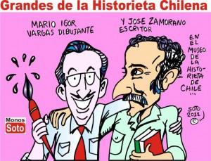 de la historieta chilena