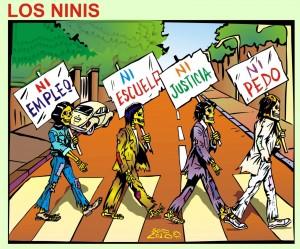 los ninis caricatura politica eduardo soto