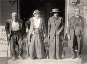 reunión de esclavos 1917