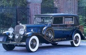 Motor Car-Cadillac