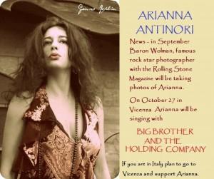 2010 oct 27 Arianna