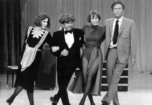 Vicki Lawrence, Tim Conway, Carol Burnett, and Harvey Korman app