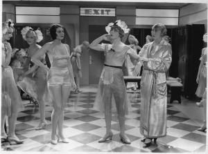 Eddie Cantor, Barbara Weeks and Charlotte Greenwood Palmy Days (1931)