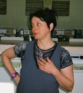 Elise Piliwale laundry July 2010