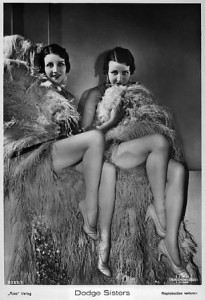 Feather-Dodge-Sisters