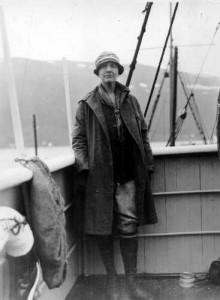 Louise Boyd on Veslekari 1935