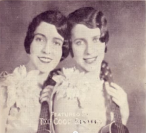 The Cook Sisters