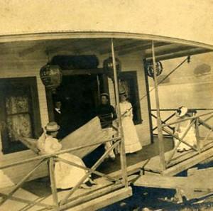 Tiburon ark 1902
