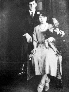 Tony & Giovannina Rostoni 1923