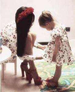 Tu e tua figlia