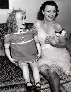Vaudeville Ventriloquist Dummy Portraits (3)