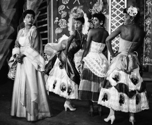 Pearl Bailey and Cast