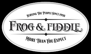 Cheltenham 5 frog_fiddle_logo