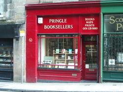 Cheltenham 9 Pringle Booksellers