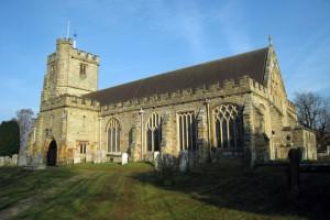 Hawkhurst, Kent 4 St Lawrence the moor