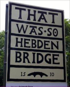 Hebden Bridge 4  sign