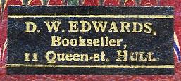 Hull 3 bookshop