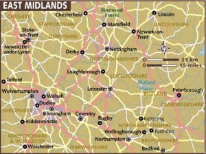 Leicester 12 east midlands