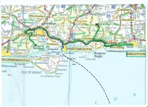 Portsmouth 4 map