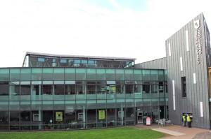 Sheffield students union