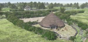 glastonbury iron age