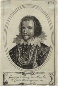 NPG D33052; George Villiers, 1st Duke of Buckingham after Michiel Jansz. van Mierevelt