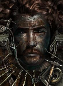 Steampunk Frankenstein lores