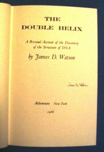 double-helix-james-watson-signed-cropped