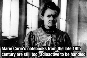 Facts-Marie-Curie-Radioactive-notebook