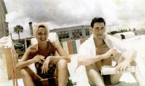 JD Salinger & sister Doris