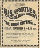 BBHC 6 Sept 1968 Hollywood Bowl