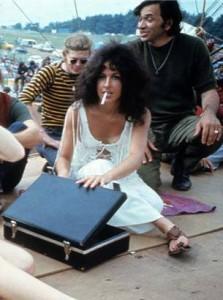 Grace Jack Bill Woodstock