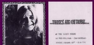 Janis Invite 26 Oct 1970