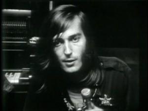 Sam 1967 TV shoot