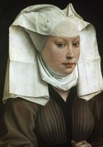 Portrait of a Young Woman by Rogier van der Weyden