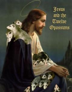 jesus opossums