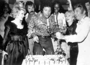 TOM JONES BIRTHDAY 1974