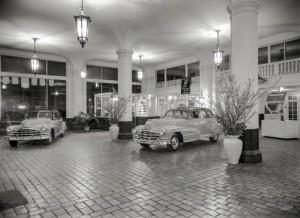 Pontiac showroom 1560 Van Ness