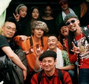 Sam Andrew 1995 Kyoto