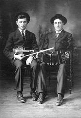 accordion violin