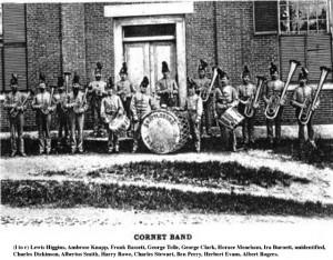 cornet-band